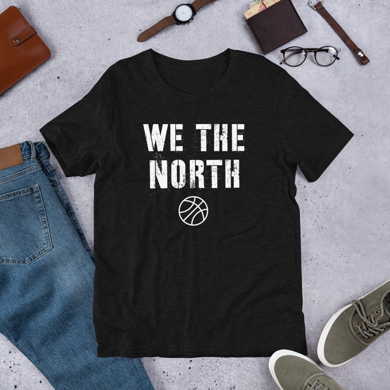 buy popular 72709 fe224 Toronto Raptors We The north Jersey 2019 Shirt