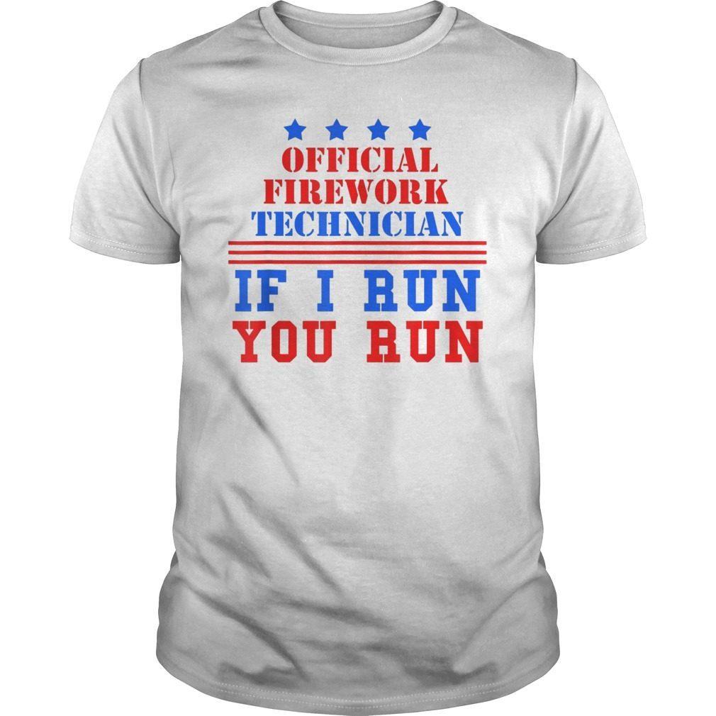 5a750f3f4 Funny 4th of July Firework Technician Funny shirt USA T-Shirt ...
