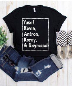 Yusef Raymond Korey Antron & Kevin Netflix 2019 T-shirt