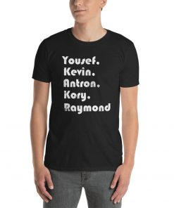 Yusef Raymond Korey Antron & Kevin Tshirt korey wise Classic TShirt