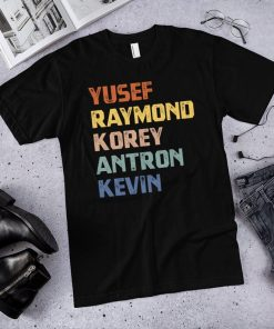 Yusef Raymond Korey Antron & Kevin Tshirt korey wise Unisex Shirt