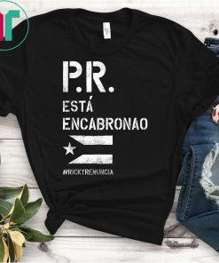 #RickyRenuncia Ricky Renuncia T-Shirt