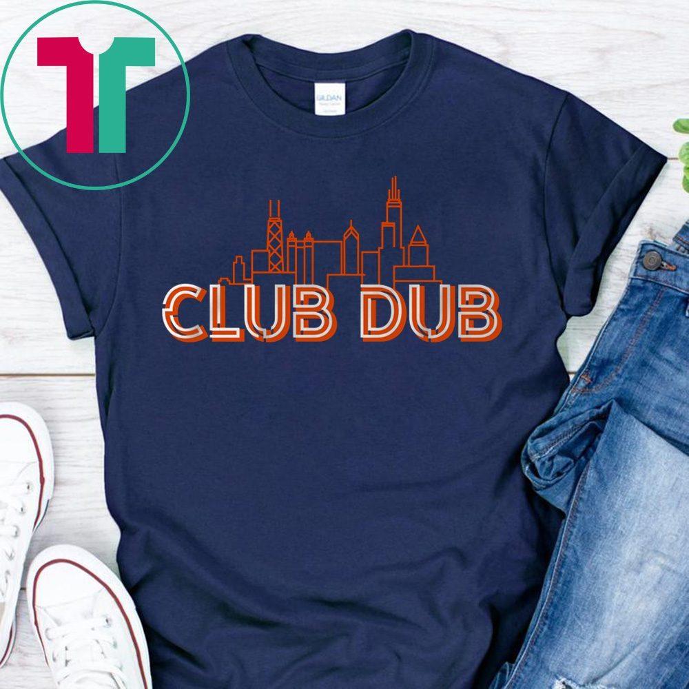 2e1beb59 Club Dub Chicago Bears T-Shirt - OrderQuilt.com