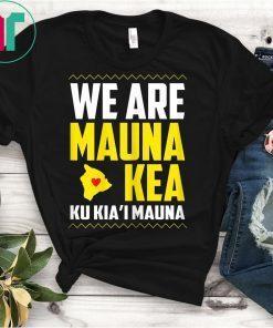 WE ARE Mauna Kea T-Shirt T-Shirt