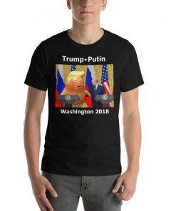 Washington Baby Trump - Putin Summit 2018 - Short-Sleeve Unisex T-Shirt