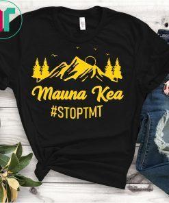 We Are Mauna Kea - Ku Kia'i Mauna Mountain T-Shirt