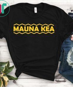 We Are Mauna Kea Ku Kia'i Mauna Shirt