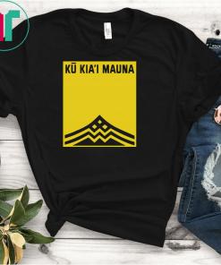 We are mauna kea unisex shirt Hanes Tagless Tee Ku Kiai Mauna Tee Shirts