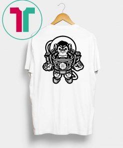 10th Planet Austin Space Ape Jiu Jitsu 2019 T-Shirt