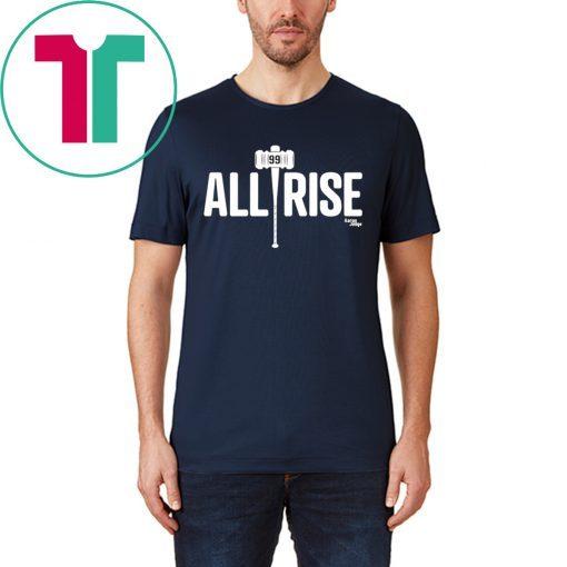 on sale cbbff bc722 All Rise New York Yankees Aaron Judge Shirt