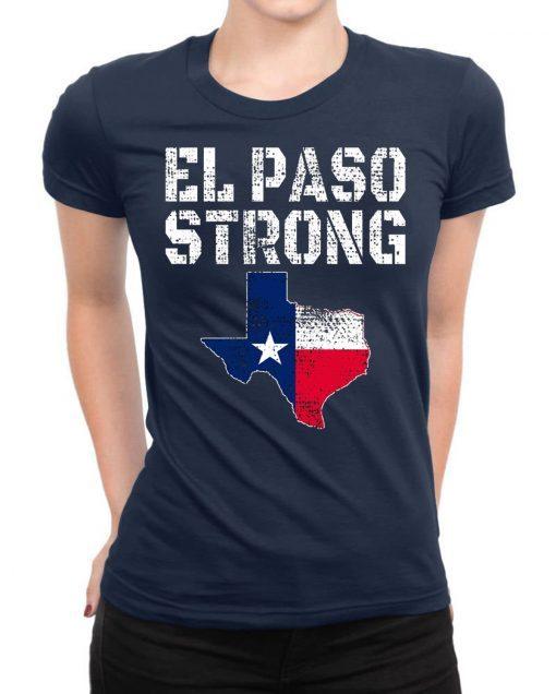 #ElPasoStrong El Paso Strong Pray Shirt