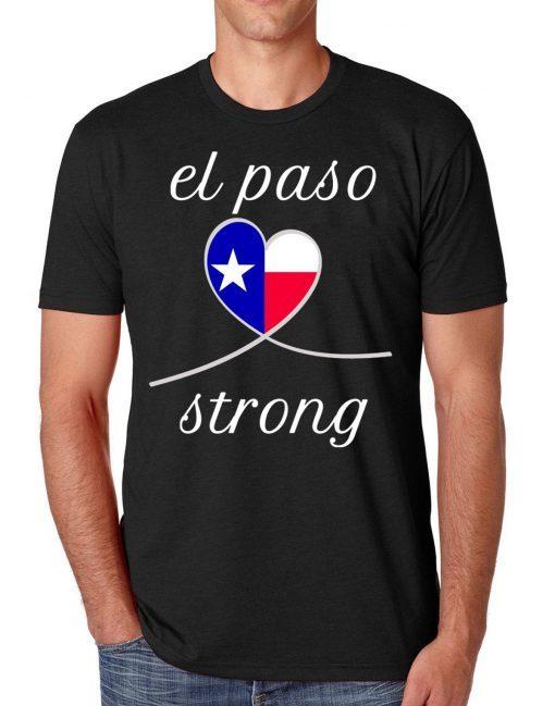 #ElPasoStrong El Paso Strong 2019 Shirt