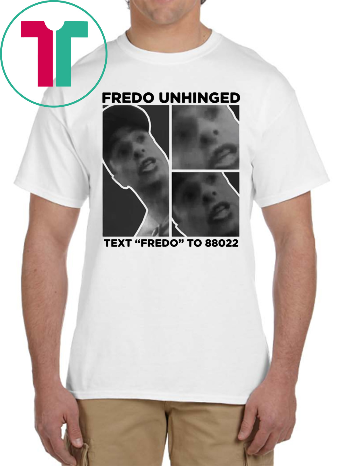 Funny Fredo Unhinged Donald Trump T Shirt Orderquilt Com