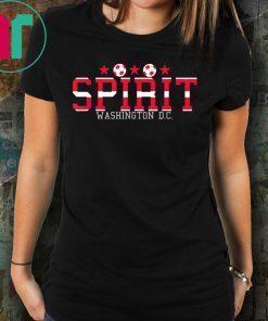 Washington Womens Soccer Jersey USA Ladies Spirit Football 2019 Shirt