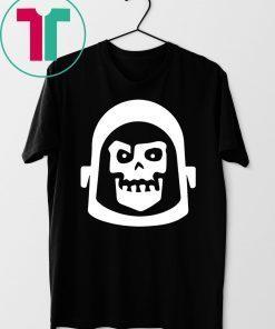 Zombie Astronaut Tee Shirt