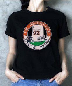 1980s Chicago Bears Refrigerator Perry original T-Shirt