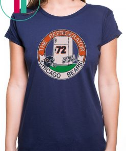 1980s Chicago Bears Refrigerator Perry T-Shirt