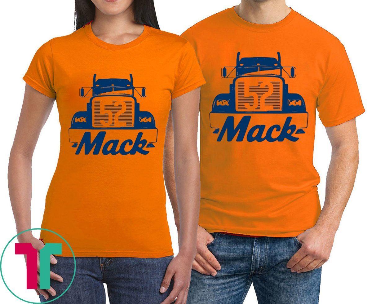 new concept 23a88 39607 MACK TRUCK T-SHIRT KHALIL MACK - CHICAGO BEARS TEE SHIRT