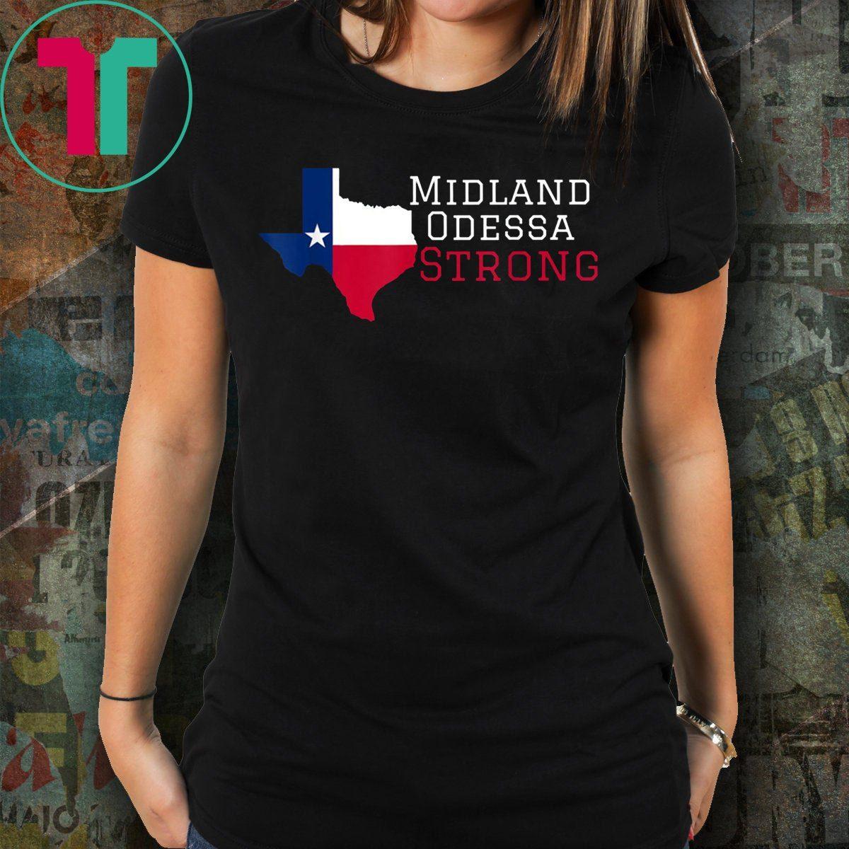 Midland Odessa Strong Unisex T-Shirt