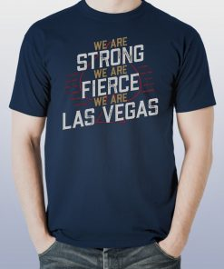 We Are Las Vegas Shirt - Officially Licensed by WNBPA T-Shirt