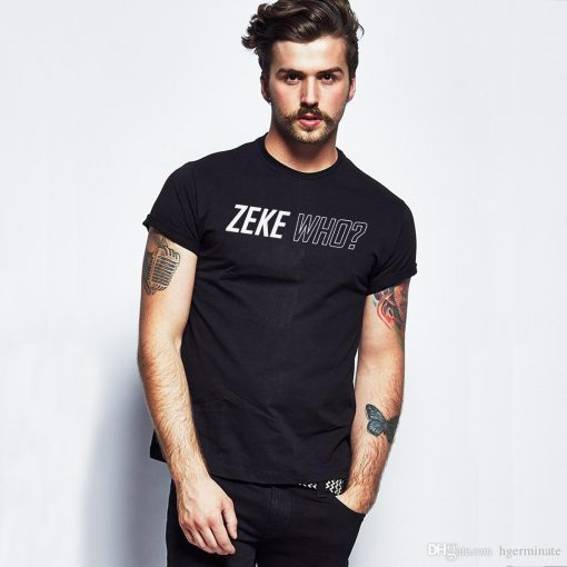 Zeke Who Jerry Jones Ezekiel Elliott Shirt