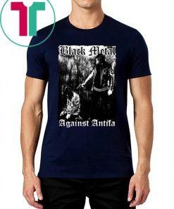 'Black Metal Against Antifa' Behemoth's Nergal Reveals Gift T-Shirt