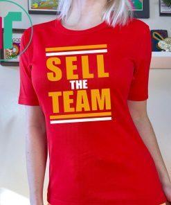 Washington Redskins Sell the team Tee Shirts