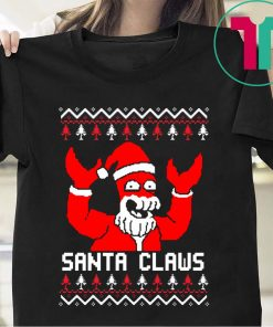 Zoidberg Santa Claws Christmas T-Shirts