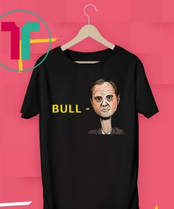 """Bull-Schiff"" T-Shirt Donald Trump"