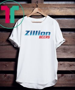Zillion Beers NL Tee Shirt