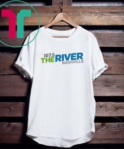 107 5 The River Nashville Tee Shirt