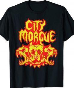 Zillakami Merch City Morgue Logo T-Shirt